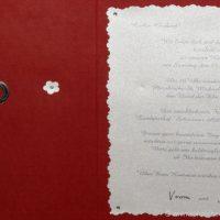 Vorlagen für Einladungen