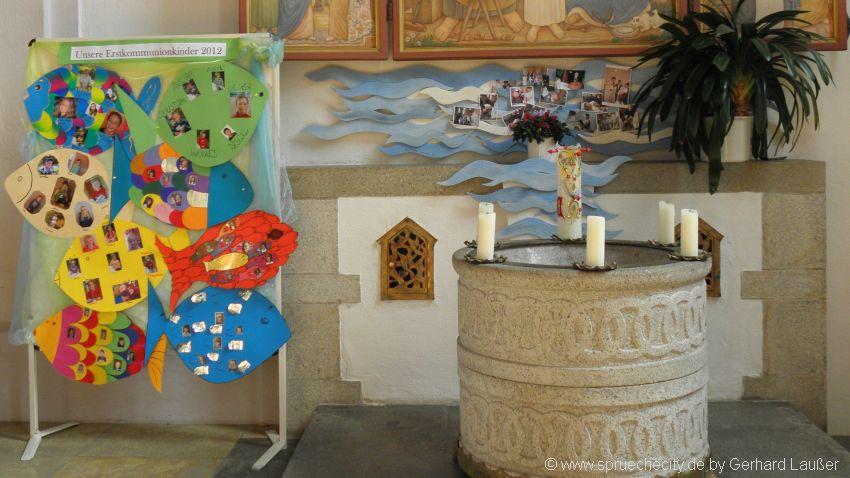 Hochzeitskartensprüche | heilige erstkommunionspruch kindgerechte feier kirche altar 850