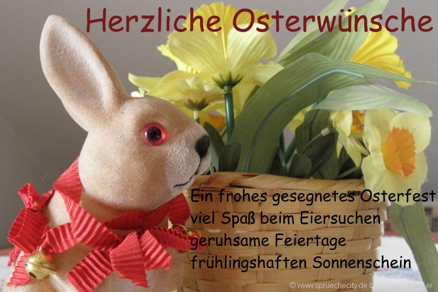 Bilder Ostersprüche zum kostenlos herunterladen